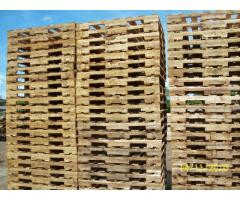 Fabricación de tarimas nuevas de madera a la medida