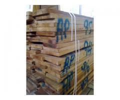 Maderas cultivadas vende madera aserrada de pochote a ¢605 pulgada