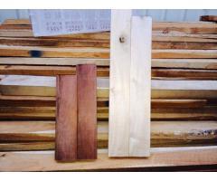 Madera de Teca para piso o deck, 1x3 en 2 y 4 varas. GANGA!