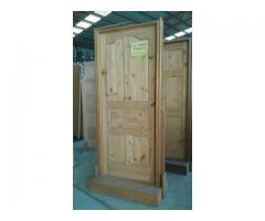 Oferta! Hermosas Puertas de madera