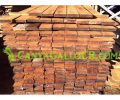 Decks en maderas autoctonas resistentes a la intemperie