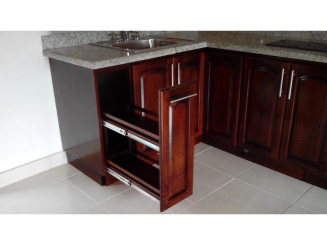 Muebles Para Cocina De Madera. Muebles Para Cocina Con Sobres En ...
