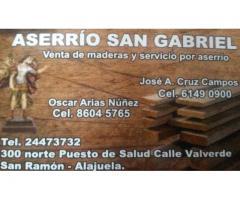 Aserradero San Gabriel