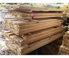 madera para formaleta y cuadro